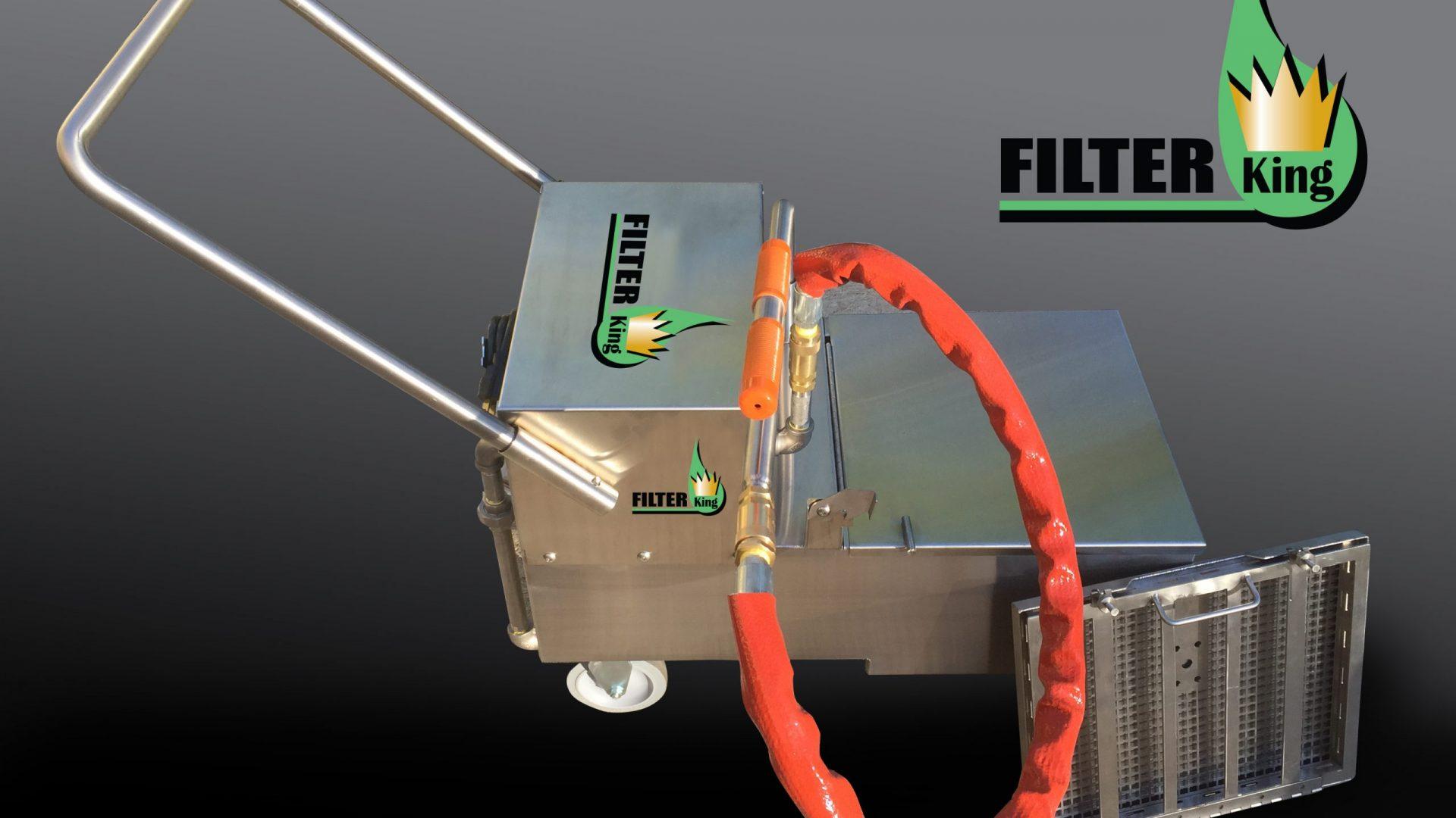 Micro Filter King Machine Demo